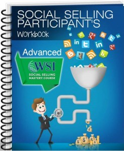 Social Selling Participants WSI Workbook