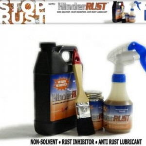 Stop Rust with HinderRUST