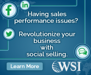 Having sales performance issues?