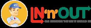 INn'OUT Car Service logo