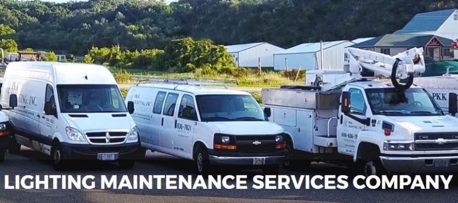 Lighting Maintenance Service