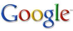 Google sökmotor logo