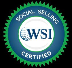 WSI Social Selling Learner Certified