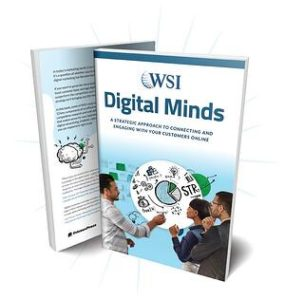 WSI Book Digital Minds cover image