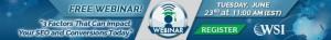 WSI Power Hour Webinar Series