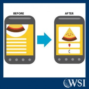 Mobile Design Before and After