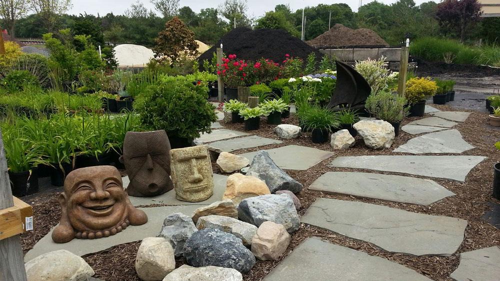 Lamanna Stone garden