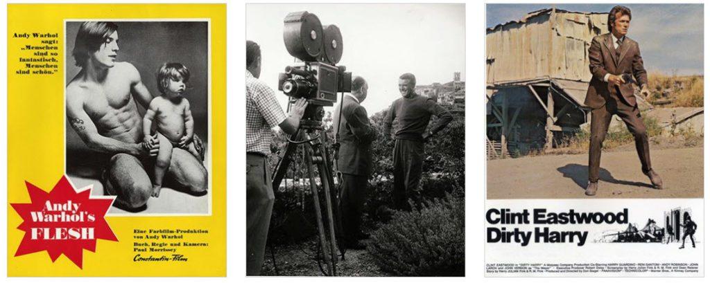 WaterFilm Original Vintage Film Posters