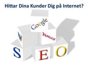 Hittar dina kunder dig på internet bild