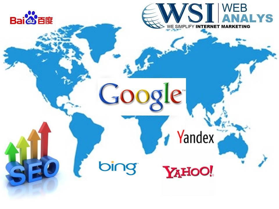 WSI WebAnalys SEO och Sökmotorer bild