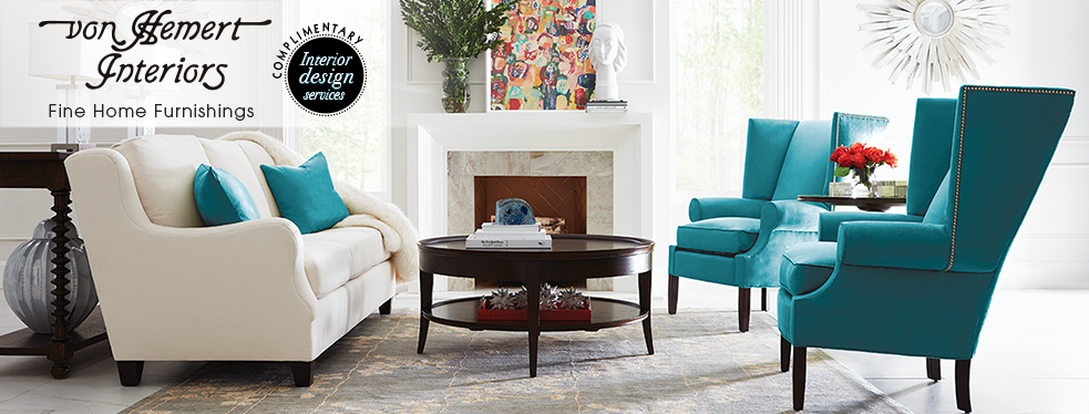 Luxury furniture store image
