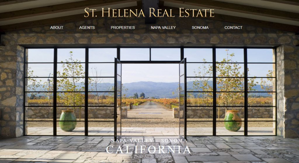 St Helena Real Estate